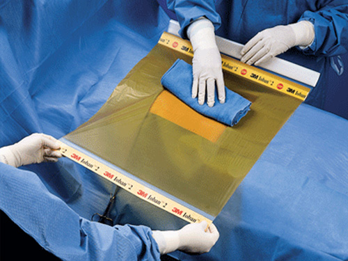 SURGICAL SUPPLIES & DRAPES