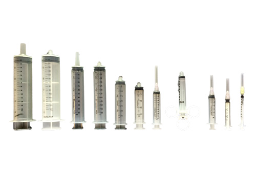 SYRINGES, NEEDLES & VIALS