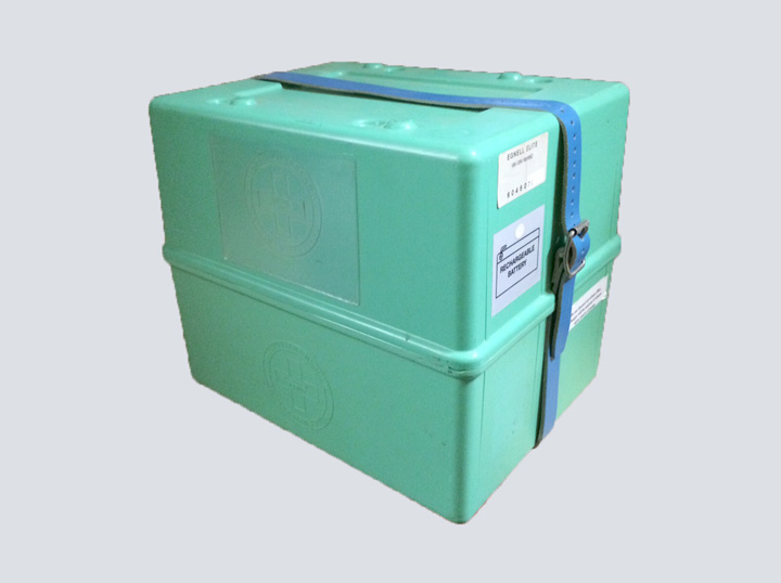 EMT Tackle Box (Green Cube)