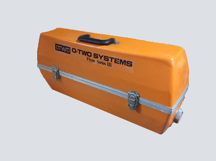 EMT Tackle Box - Tank B (Orange 02)