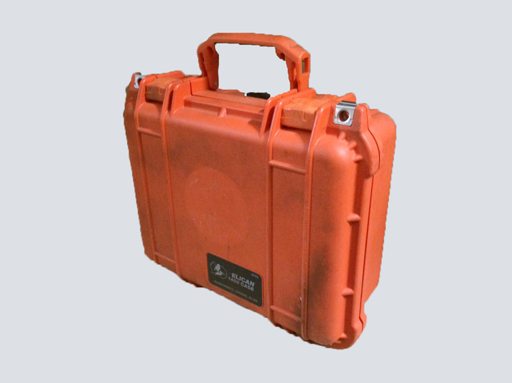 EMT Tackle Box - Pelican (Orange)