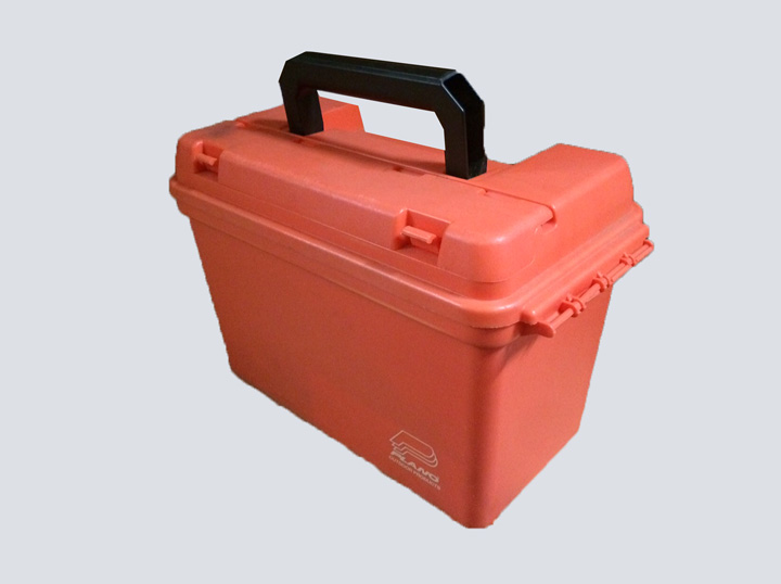 EMT Tackle Box - Plano (Orange)