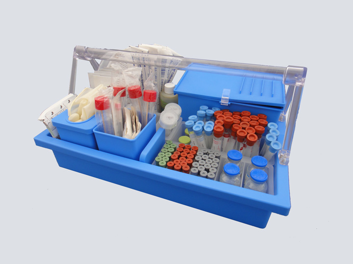 Phlebotomy Tray/Blood Draw Tray