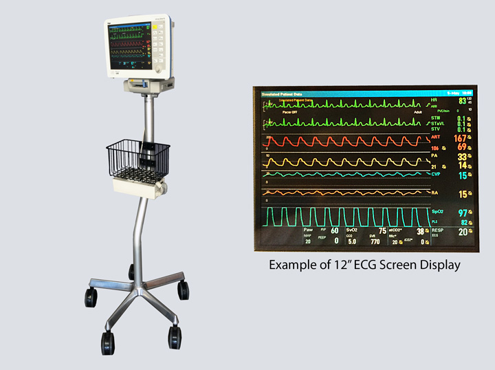 Drager Infinity Patient Monitor