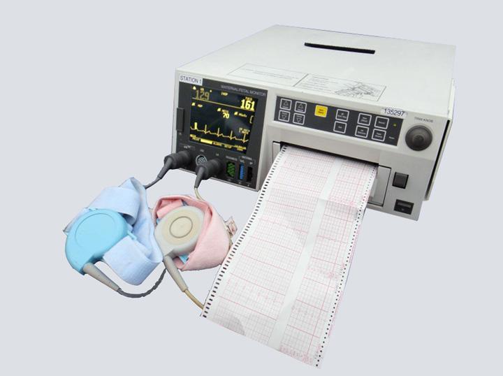 Fetal Heart Monitor - GE Corometrics 120 Series