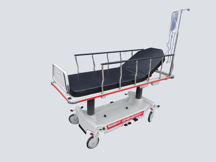 Hausted Horizon Transport Stretcher/Gurney (Red)