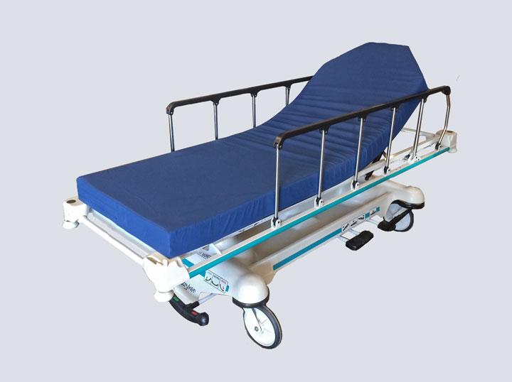 Gurney - Stryker 721 Hospital Style (Teal Blue)