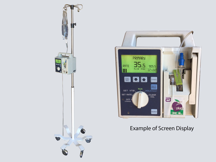 Hospira Plum IV Infusion Pump