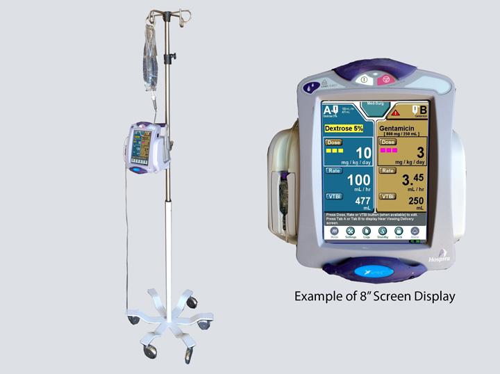 Hospira Symbiq IV Infusion Pump