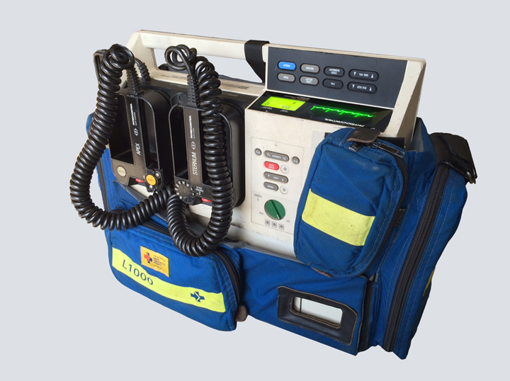 Defibrillator - LIFEPAK 10