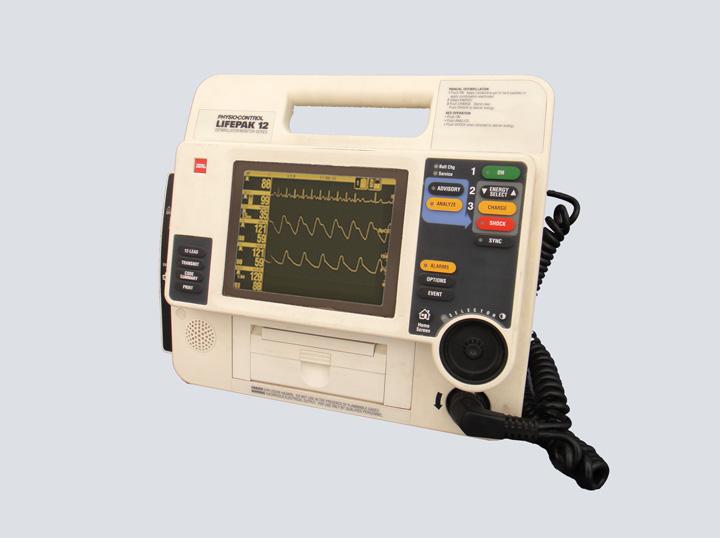 LIFEPAK 12 Defibrillator