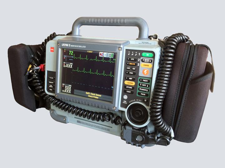 Defibrillator - LIFEPAK 15