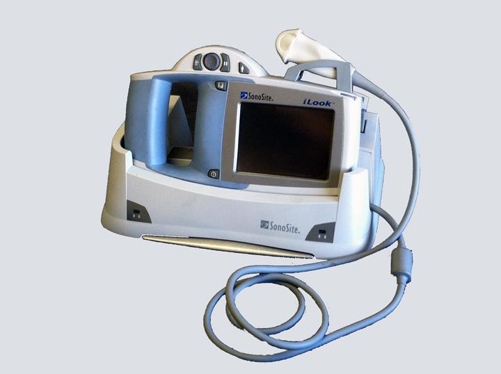 SonoSite iLook Portable Ultrasound