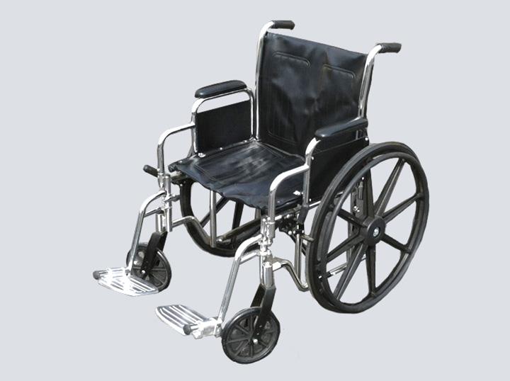 Wheelchair - Standard (Black)