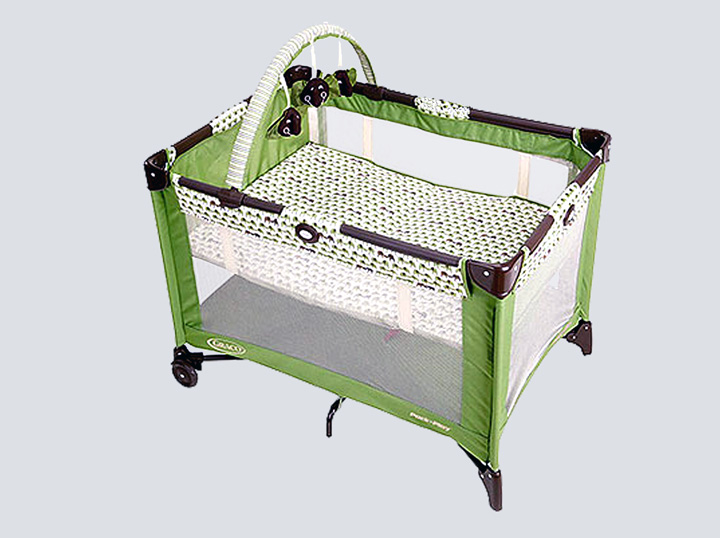 Baby Crib - Pack N' Play