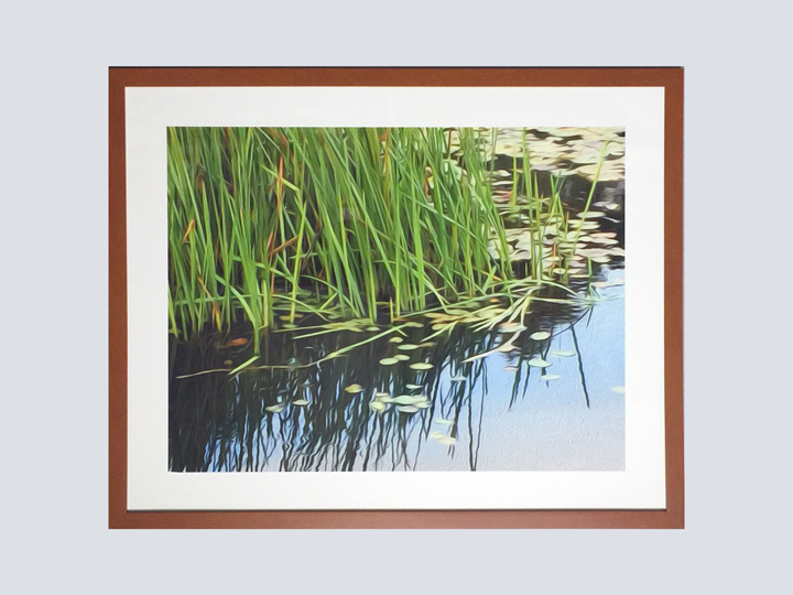 Artwork - Grassy Lake 2