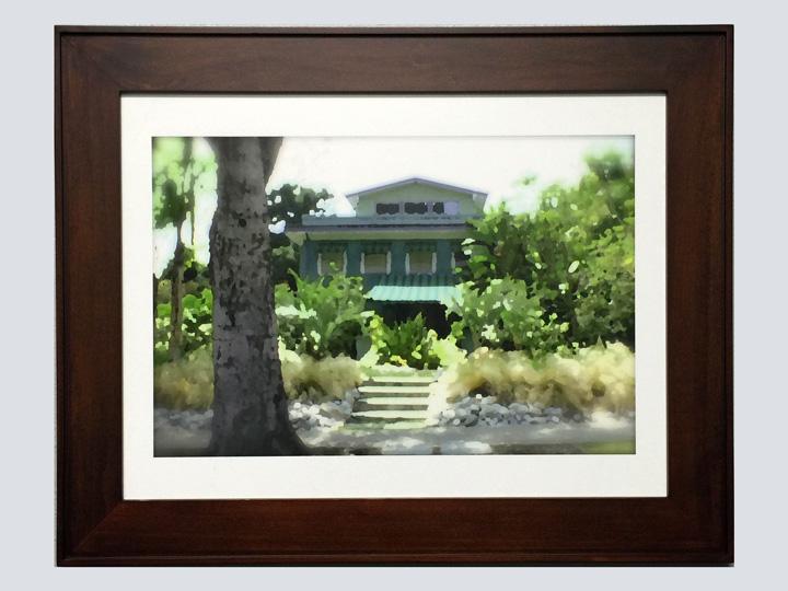 Artwork - Houses 2