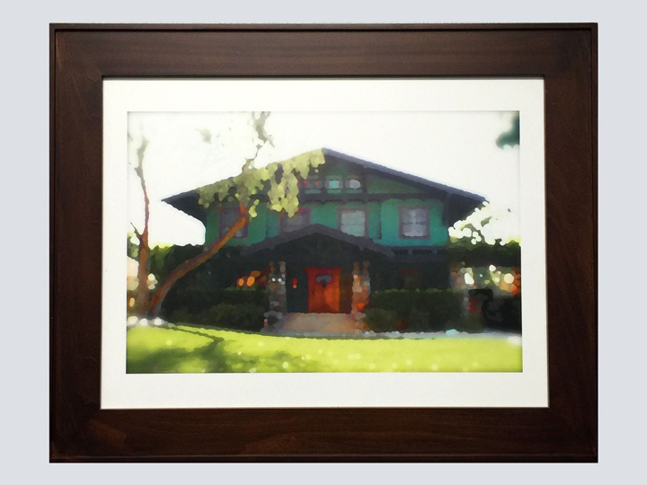 Artwork - Houses 3