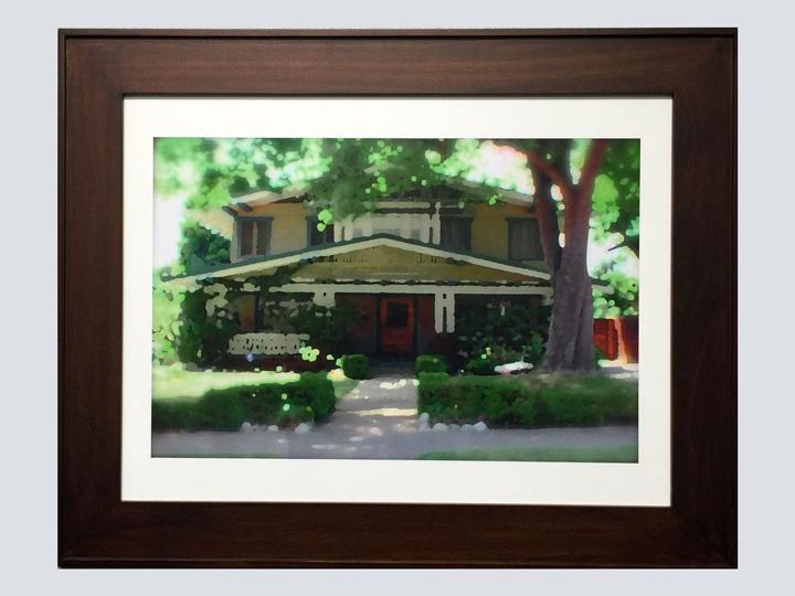 Artwork - Houses 5