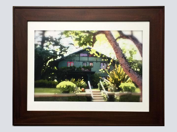 Artwork - Houses 6