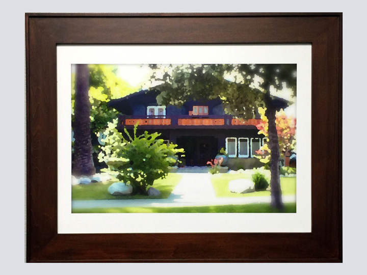 Artwork - Houses 7