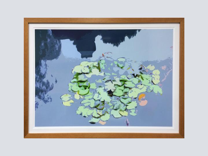 Artwork – Pastel Pond 4