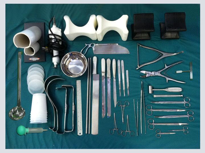 Autopsy Tool Kit