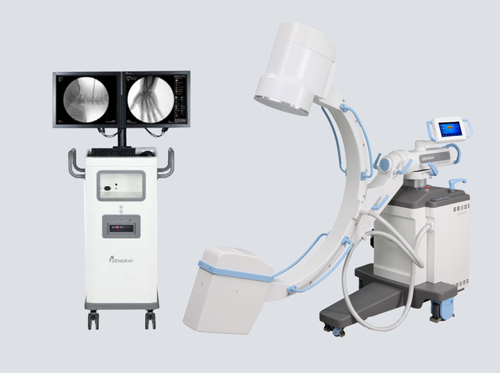 C-Arm System - Genoray ZEN-7000