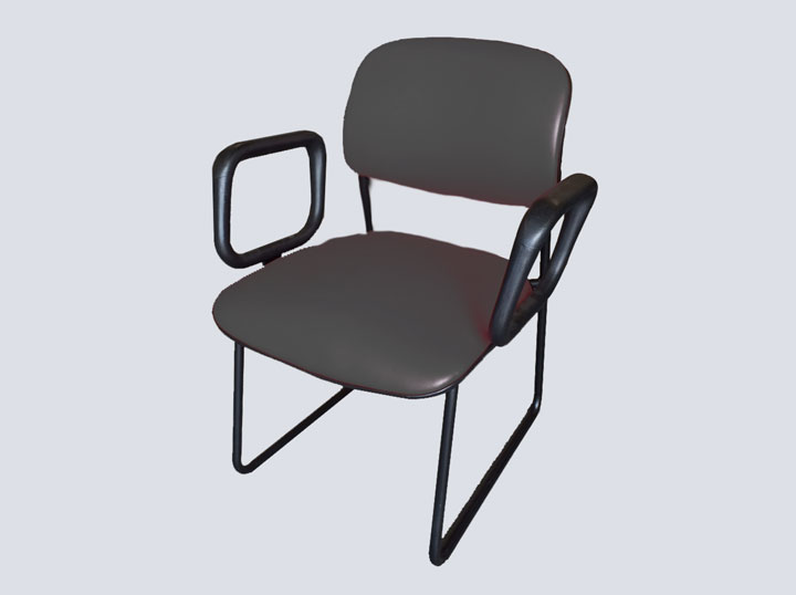 Chair (Dark Grey)