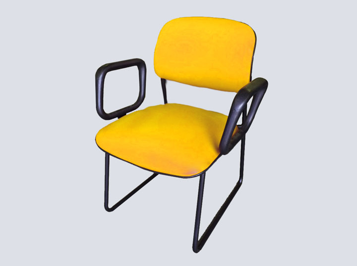 Chair (Yellow)