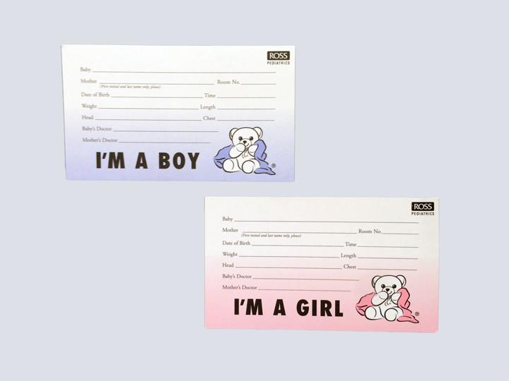 Crib Cards