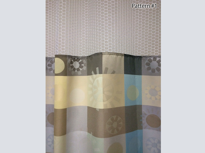 Curtain - Pattern 1