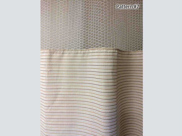 Curtain - Pattern 7