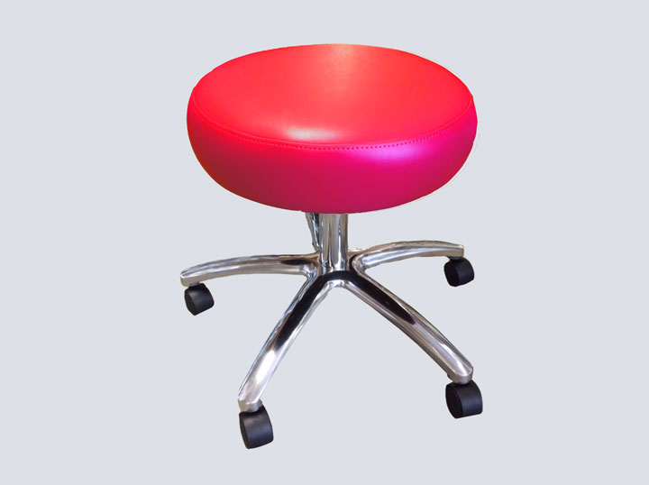 Doctor Stool (Red)