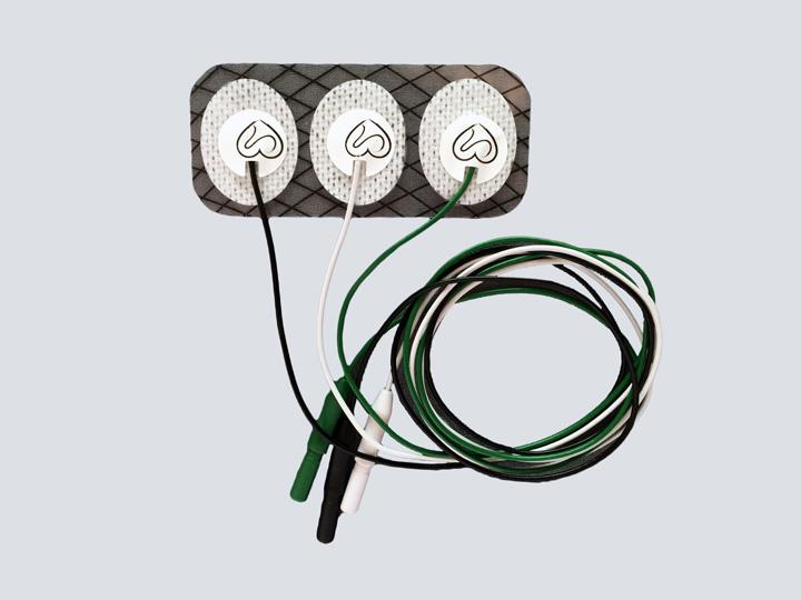 Electrodes - Neonatal ECG - 3-Leads