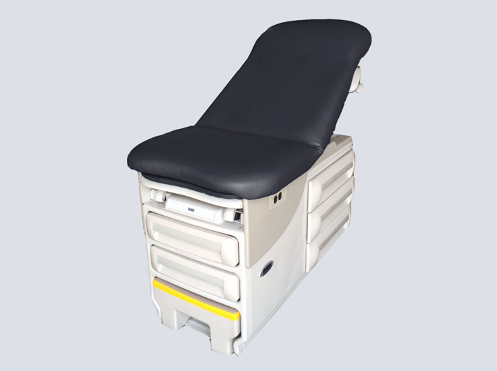 Exam Table - Deluxe (Black)