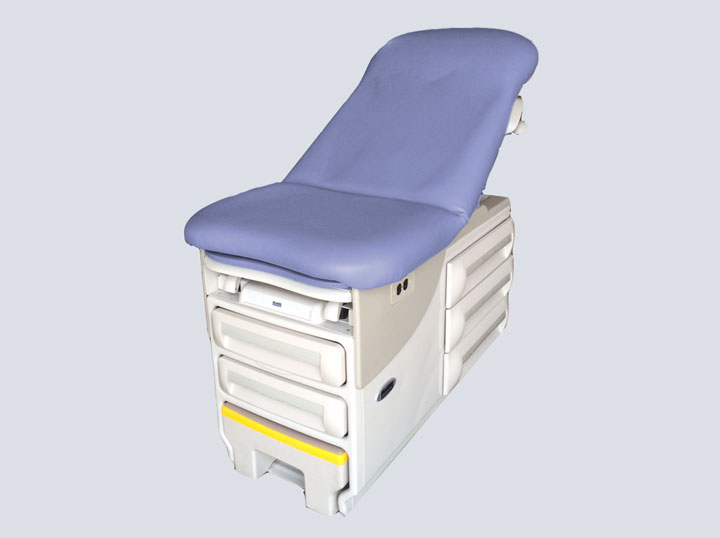 Exam Table - Deluxe (Blue)