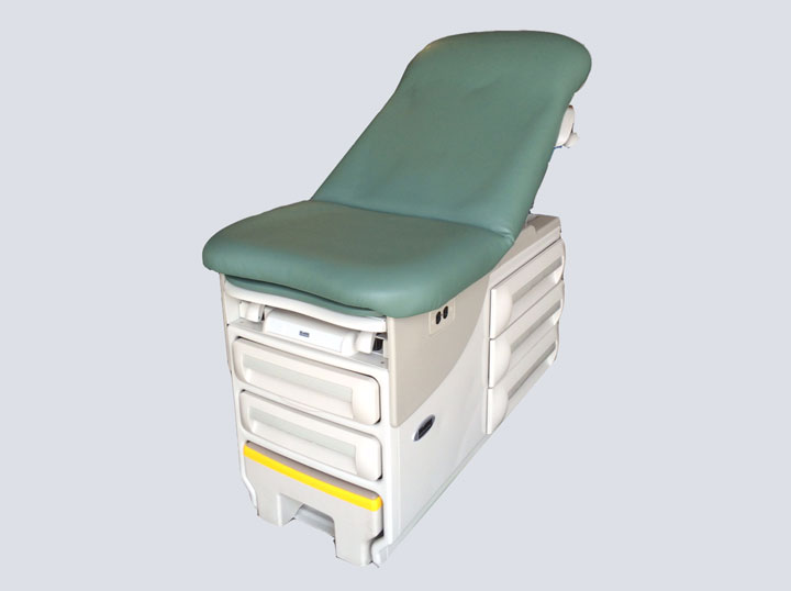 Exam Table - Deluxe (Light Green)