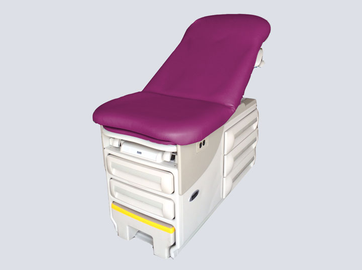 Exam Table - Deluxe (Purple)