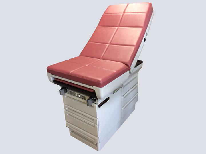 Exam Table – Standard (Pepto Pink)