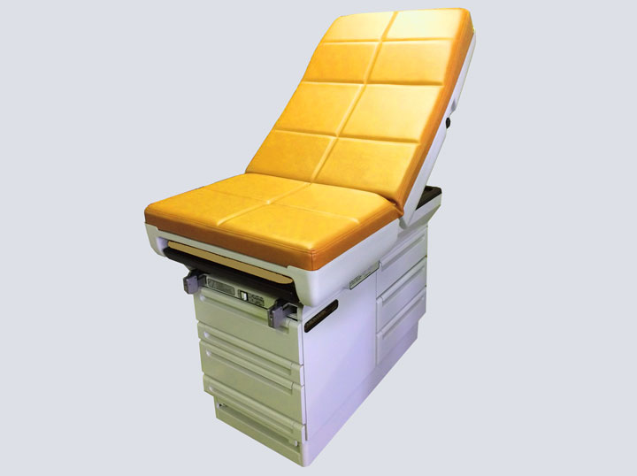 Exam Table – Standard (Yellow)