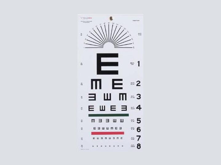 Poster - Eye Chart 2