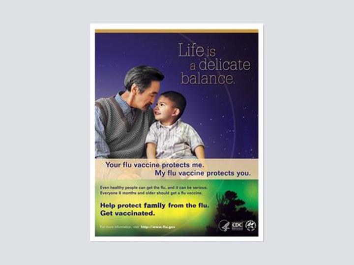 Poster - Life Balance - 16 x 20