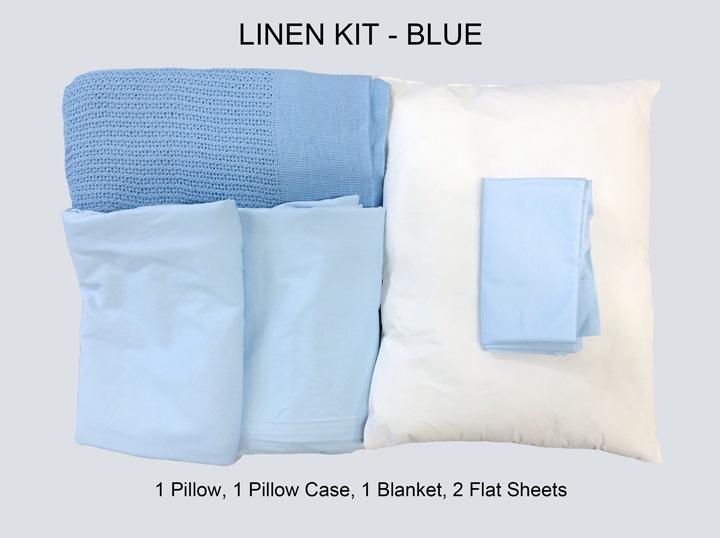 Linen Kit (Blue)
