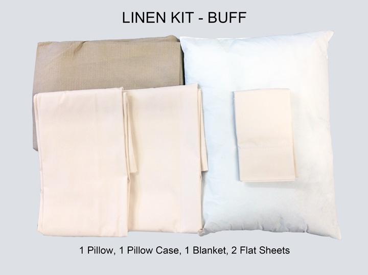 Linen Kit (Buff)