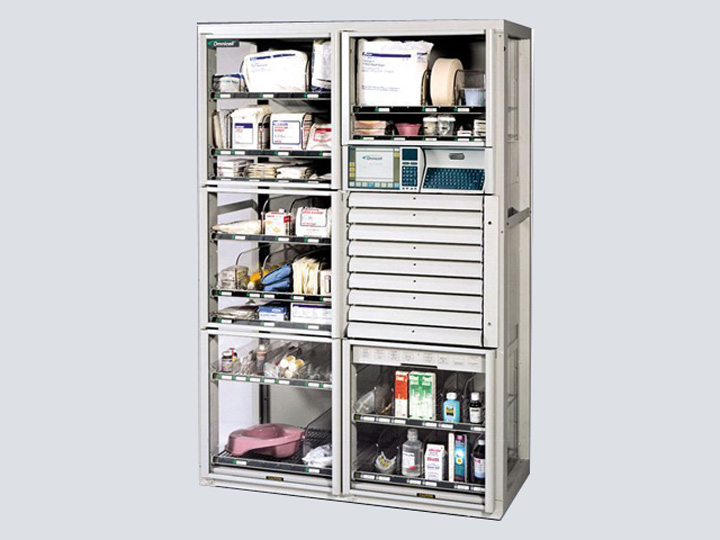 Omnicell Supply Cabinet - 2 Door