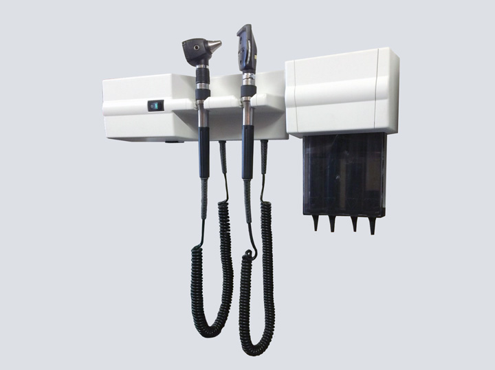 Otoscope / Ophthalmoscope Wall Mount Unit