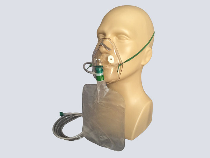 Oxygen Mask - Non-Rebreather