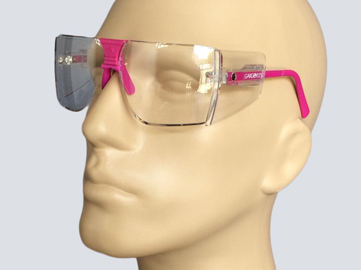 Safety Glasses - Gargoyle (Pink)
