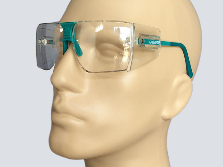 Safety Glasses - Gargoyle (Teal Green)